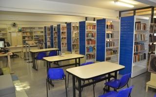 Biblioteca Setorial Escola de Educação Básica