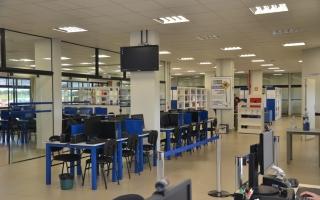 Biblioteca Setorial Monte Carmelo - UFU