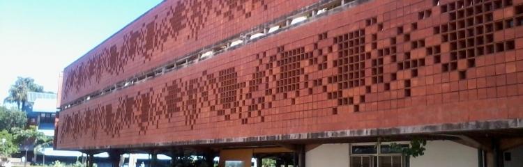 Recepção - Biblioteca Central Santa Mônica - UFU