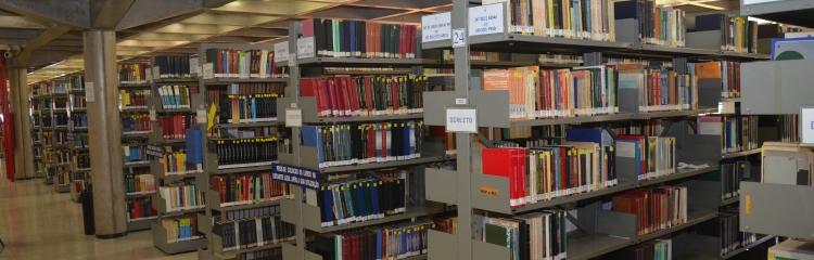 Divisão de Aquisição e Processamento Técnico - Biblioteca Central Santa Mônica - UFU