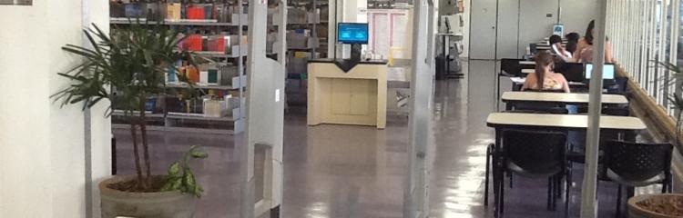 Biblioteca Setorial Ituiutaba