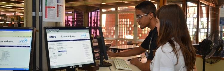 Setor de Referência Campus Santa Mônica